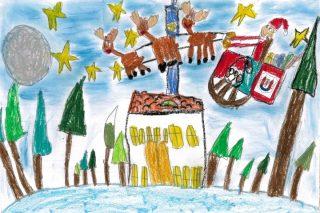 Już czas zaprojektować świąteczną kartkę z mławskim motywem. Rusza miejski konkurs