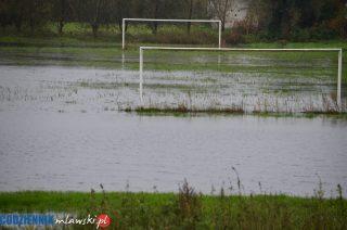 Gmina Szreńsk pod wodą