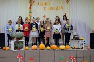 Lipowiec Kościelny. Jesienny konkurs recytatorski