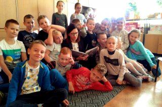 Ogólnopolski Dzień Głośnego Czytania w Szkole Podstawowej nr 7