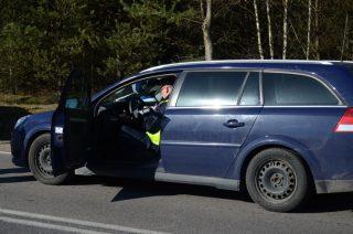 Policjanci zabrali jej prawo jazdy