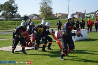 Najsprawniejsze drużyny OSP są w Stupsku i Turzy Małej