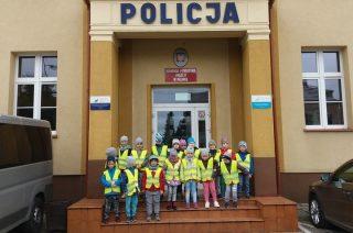 Nie tylko chłopcy marzą by zostać policjantem, bądź strażakiem