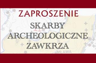 Wystawa 45 lat badań Muzeum Ziemi Zawkrzeńskiej w Mławie