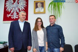 Ania Błocka z Radzanowa wśród 641 najzdolniejszych na Mazowszu