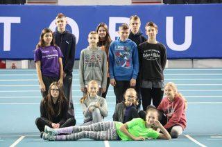 Życiowe rekordy młodych lekkoatletów na zawodach w Toruniu