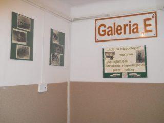 """""""Rok dla Niepodległej""""oraz inne wystawy można oglądać w Ekonomiku"""