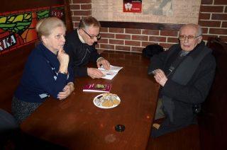 Henryk Marcinkiewicz we wspomnieniach i pamiątkach. Wystawa  w bibliotece