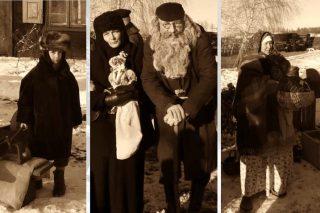 2 grudnia. Inscenizacja polsko-żydowskiego targu w Radzanowie