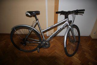 Może to Twój rower? – mławscy policjanci szukają właściciela