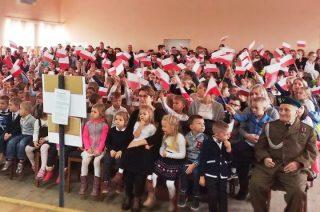 Święto Niepodległej w Szreńsku
