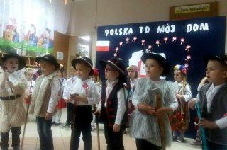 Polska to mój dom – Święto Odzyskania Niepodległości u najmłodszych