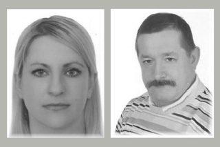 Wyszła ze szpitala i nie wróciła. Polica prosi o pomoc w poszukiwaniu zaginionych – Krystyny Anlauf, Tomasza Dudy.