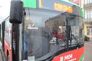 MKM-ka będzie kursować w nowym roku na starych trasach.  1 stycznia według rozkładu świątecznego