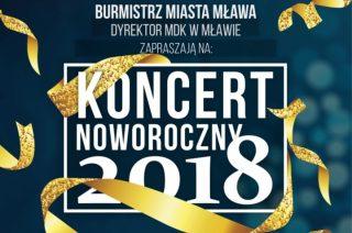 Koncert noworoczny. Wśród wykonawców m.in. Jacek Wójcicki i Robert Szpręgiel