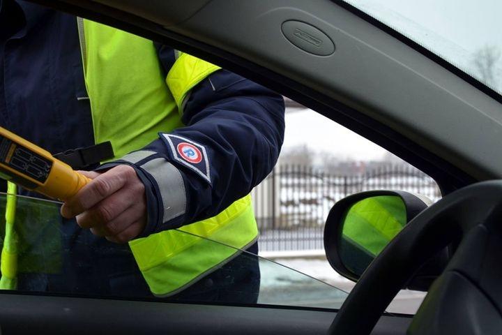 Mławskiego kierowcę w stanie nietrzeźwości zatrzymał mieszkaniec Przasnysza