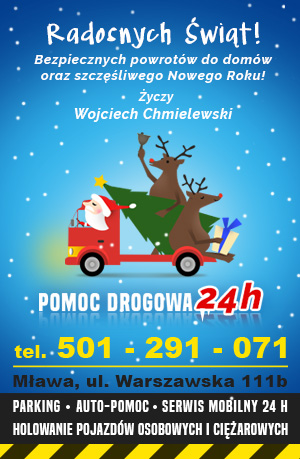 pomoc drogowa mława wojciech chmielewski