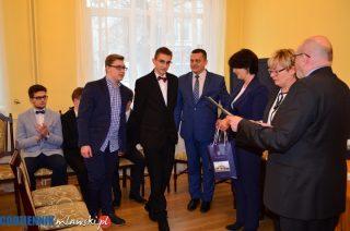 Laureaci konkursu historycznego w roli muzealnych przewodników