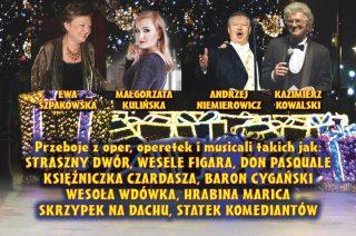 Zaproszenie na koncert noworoczny!
