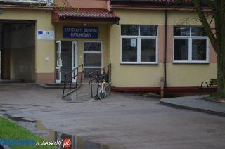 Czasowy zakaz odwiedzin w mławskim szpitalu