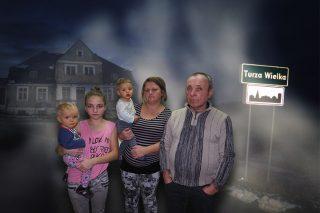 Nieznana siła atakuje rodzinę z Turzy Wielkiej