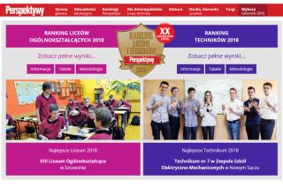 Trzy mławskie szkoły w ogólnopolskim rankingu Perspektyw