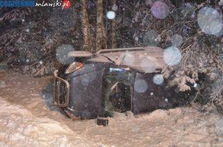 Wypadek pod Konopkami