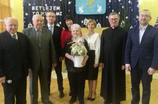 Spotkanie opłatkowe Związku Kombatantów i Byłych Więźniów Politycznych w Rzęgnowie