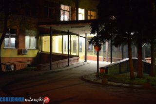 Koronawirus pacjentki mławskiego szpitala potwierdzony