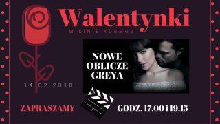 """Walentynki w kinie? Ostatnie wolne miejsca na """"Nowe Oblicze Greya"""""""