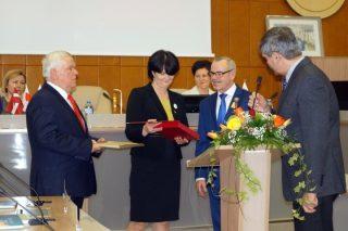 Uroczystości rocznicowe na Litwie. Mławska delegacja w Raseiniai