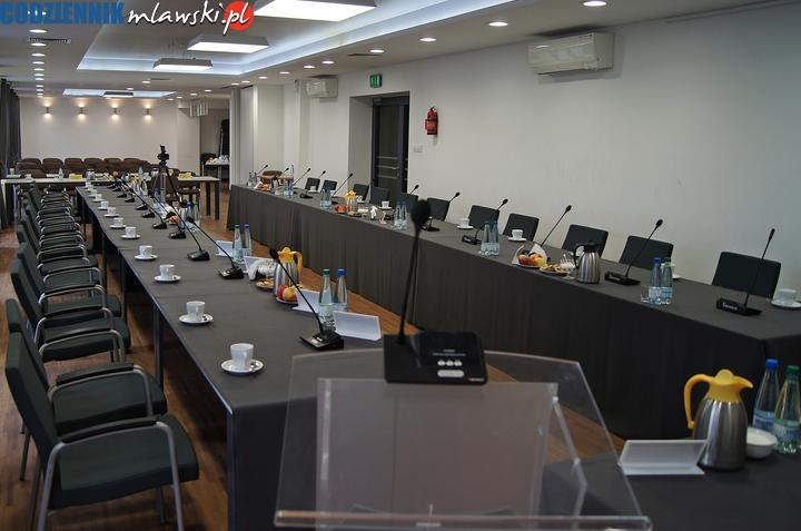 wybory na burmistrza Mława wybory do rady miasta przedwyborcze zapowiedzi