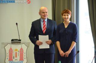 Henryk Antczak odwołany. Justyna Lewandowska nowym skarbnikiem