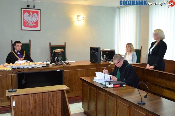 samobójstwo ucznia w Bieżuniu nauczycielka stanęła przed sądem trwa proces przesłuchiwanie świadków