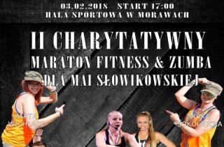Charytatywny Maraton  Zumba & Fitness dla chorej Mai