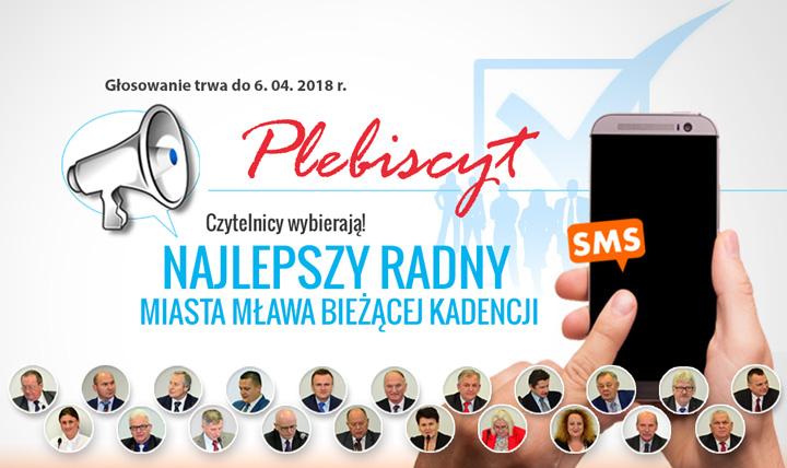 plebiscyt najlepszy radny miasta Mława bieżącej kadencji aktualności Mława