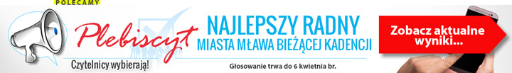 Plebiscyt Najlepszy Radny Miasta Mlawa biezacej kadencji Radni Mlawa glosowanie