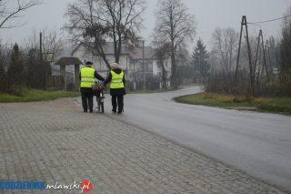 Chodnika na ulicy Szreńskiej nie będzie