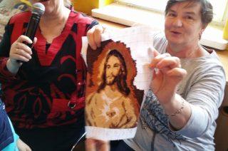 Spotkania z ciekawymi ludźmi. Grażyna Pawlak  w SP w Nosarzewie Borowym