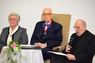 Podwójny jubileusz profesora Juszkiewicza