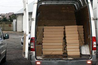 Mławscy policjanci ujawnili kontrabandę wartą ponad 400 tysięcy zł.