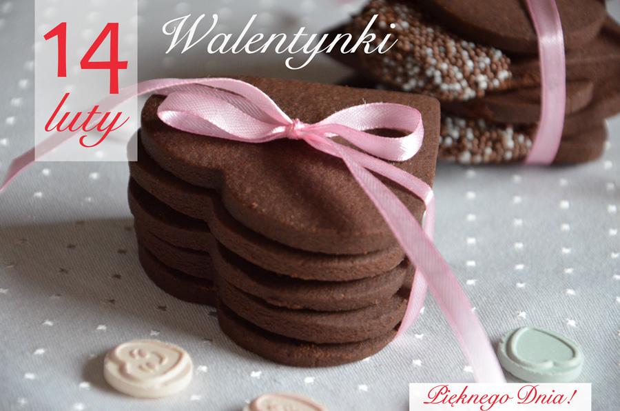 14 luty DIY inspiracje na walentynki przepisy kącik kreatywny ciasteczka na walentynki
