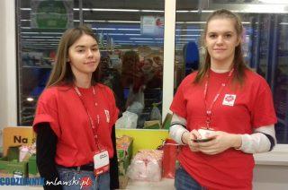 W mławskich sklepach trwa zbiórka żywności prowadzona przez Caritas Diecezji Płockiej