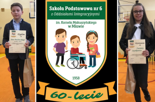 Konkurs na jubileuszowe logo szkoły rozstrzygnięty