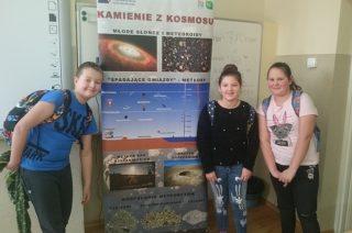 Olsztyńskie Planetarium i Obserwatorium Astronomiczne z wizytą  w SP 3