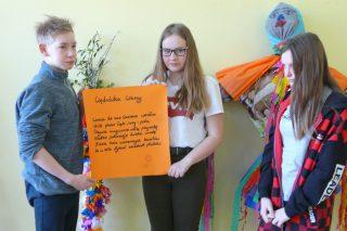 Światowy Dzień Poezji w SP w Uniszkach Zawadzkich