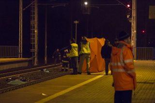 Iłowo Osada. Nie żyje 54-letni mężczyzna, który wpadł pod pociąg