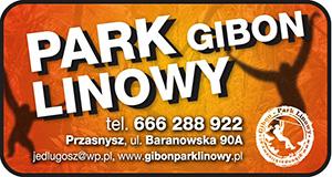 Gibon park linowy Przasnysz