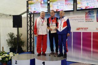 Srebro i brąz Jóźwiaka na mistrzostwach Europy