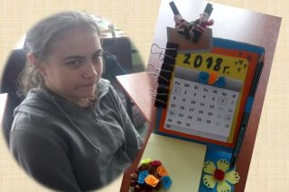 Kreatywne lekcje w SP nr 2. Takie kalendarze tylko u nas